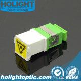 Verde externo del adaptador del obturador de Sca sin el borde