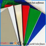외부 벽 클래딩을%s 알루미늄 플라스틱 합성 벽면