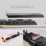 四輪のKoowheel速い電気Longboardのスケートボード