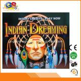 Доска игры покера взаимодействующей северо-западной национальной лотереи видео- играя в азартные игры