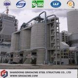 Structure métallique lourde de service de soudure en acier pour la centrale