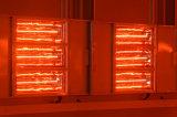 Cabine de pulverização aprovada do carro do Ce com o calefator da lâmpada infravermelha