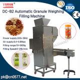 Gránulos embotelladors automáticos que pesan la máquina de rellenar (DC-B2)