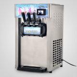 3 취향을%s 가진 상업적인 후로즌 요구르트 기계 소프트 아이스크림 기계