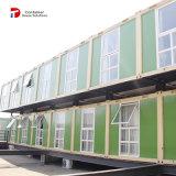 Bureau van de Container van het vlak-pak het Modulaire in India