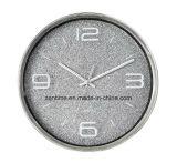 Reloj de pared de moda de Facepaper del brillo de cuatro colores con la venta caliente