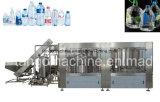 小さいプラスチックびんのための自動ターンキー飲料水びん詰めにする装置