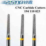 snoeischaar van het Laboratorium van 194 110 023 CNC Snijders van het Carbide de Tand