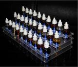 Étalage acrylique d'E-Cigarette de bureau