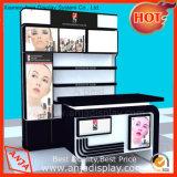 Kosmetisches Bildschirmanzeige-Regal für Systeme