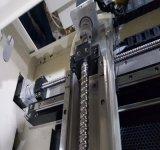 Máquina de estaca Closed do laser do CO2 do metal do couro & do vidro & da madeira & do acrílico não