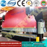 O CNC pressiona a máquina de dobra hidráulica da máquina do freio