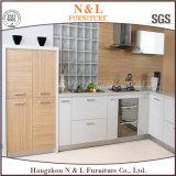 N & L Audited China Supplier Meuble de cuisine en bois Armoire de cuisine