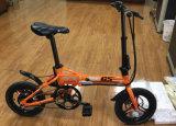 """[250و] [24ف] 16 """" كلّ سبيكة إطار يطوي كهربائيّة درّاجة [إ-بيك]"""