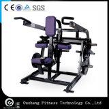 Biceps posé par machine OS-H013 de force de marteau de matériel de forme physique de construction de corps