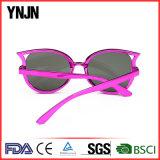Óculos de sol das crianças da novidade da forma do olho de gato do Ce FDA (YJ-207)