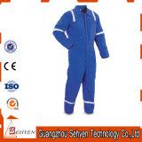 100% algodón traje de seguridad de aceite Llama ignífugo ropa de trabajo Mono
