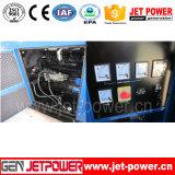 générateur diesel silencieux d'énergie électrique de 70kw Ricardo