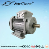 motor de CA del imán permanente 550W para las aplicaciones industriales (YFM-80)