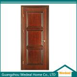 Un portello di legno solido di lusso classico dei tre comitati
