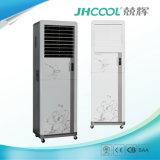 Los nuevos productos 2017 utilizaron el refrigerador de aire evaporativo de interior con el ventilador y la rueda