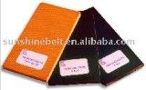 Cinghia piana infinita di vendita 2017 della cinghia piana calda della trasmissione con il tessuto di gomma della tela di canapa