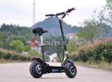 Einfacher faltbarer heller leistungsfähiger elektrischer Roller