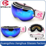 Factory Wholesale HD Version Anti-Fog double lentille Compatibles Snowboard Ski Goggles