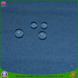 Tecidos de revestimento retardante de chama impermeável de poliéster e cortinas blackout