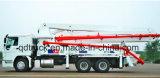 camion della pompa per calcestruzzo 6X4 di 33m 35m 38m
