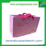 Heiße Verkaufs-kundenspezifische Handtaschen-kaufengeschenk-Papierbeutel
