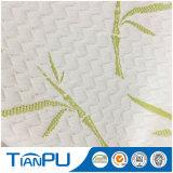Tela que hace tictac hecha punto bambú orgánico del colchón de los surtidores de la fábrica de China