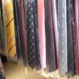 Cravate 100% en soie Jacquard tissée à la main