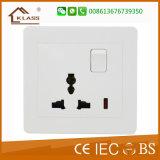 5V 2.1A Single USB UK Wall Socket