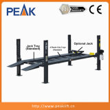 Portable Four Columns Lift Estacionamento com Certificado Ce