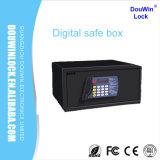 Cofre digital seguro para hotel / família