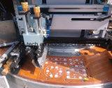De automatische Enige Machine van de Druk van het Scherm van de Heerser van de Kleur