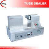 Semi-Auto Máquina de selagem ultra-sônica para tubo de plástico da China