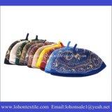 Chapéu muçulmano do turbante árabe islâmico do chapéu feito do material Embroideried de feltro de lãs