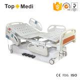 Больничная койка силы функций ICU стальной рамки 7 Topmedi электрическая