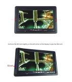 """Câmera LCD da câmera 7 de Pólo da câmera da inspeção da tubulação de esgoto do """" com o cartão de 4GB SD"""