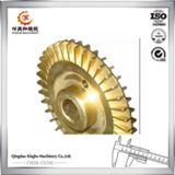 Le parti di metallo dell'OEM Cina le fonderie d'ottone della pressofusione con il brillamento di sabbia