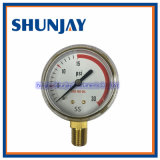 Calibrador de presión comercial