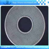 Disco de Desgastar-Resistencia del filtro del acero inoxidable