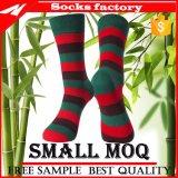 Bambussocken-bakterielle Mittel-Antimänner gekleidete Socken kundenspezifisch anfertigen