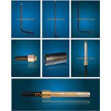 Transição de PE/Steel adaptador do cotovelo de 90 graus para o encaixe de tubulação do PE