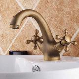 [فلغ] أثر قديم نحاس أصفر مغسل ضعف مقبض حوض صنبور