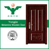 セリウムとのプロジェクトのための標準的なデザインメラミンMDFのドア