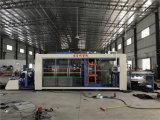 China-Wegwerfplastikcup-Nahrungsmittelbehälter, der Maschine (HG-DGD850, herstellt)