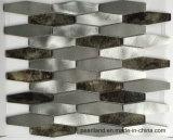 مطبخ ألومنيوم فسيفساء لأنّ جدار زخرفة [أك-هرب3201]